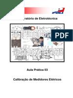 Lab Med. Calibração de Medidores_Prática 3_POLI