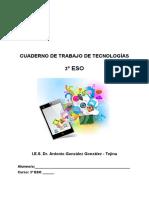 Cuaderno de Tecnologia 3eso Junio