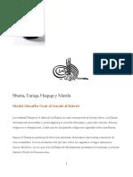 Two Halveti-Jerrahi Articles