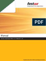 Manual Firstair FAS3-37_ FAS SC 7-37_ArtNr. 195. 03701_gb