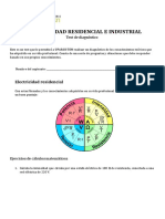 Examen de Diagnostico - Tecnicos en Electricidad
