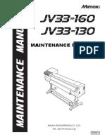 Jv 33160 service manual