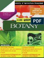 Botany M.C.Q.S
