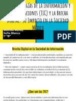 Las Tecnologías de La Información y Comunicaciones (TIC) y La Brecha Digital_ Su Impacto en La Sociedad México