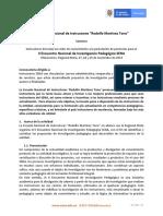 II Convocatoria Investigacion Pedagogica2