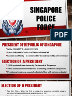 SINGAPORE POLICE FORCE