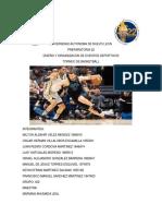 Torneo de Basket Documento