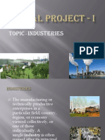 Social Project_IndustrIES