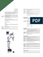 OPMILUMERA700 Technische Daten
