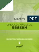 Garabarito EBSERH