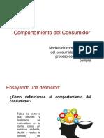 Gestion II - c. Del Consumidor