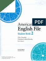 AMERICAN ENGLISH FILE SB 2