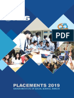 XISS Placement Brochure 2019