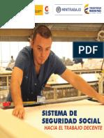 Mintrabajo Seguridad Social Baja