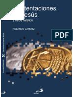 Las tentaciones de Jesús - Rolando Camozzi