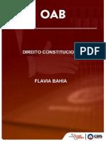 AULA DE DIREITO CONSTITUCIONAL 8