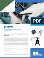 Gometrics FT DR72 10 ESP