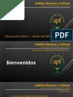 APF-ITYC (Jardin de Niños)