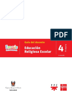 libro docente 4°