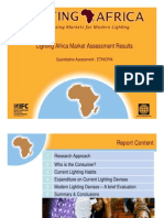 Ethiopia Quantitative Assessmt IFC World Bank