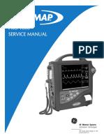 GE Dinamap Pro 1000 - Service Manual