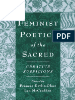 Feminist Poetic of the Sacred