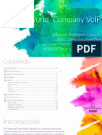 Proyecto (World Company VoIP)