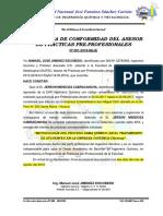 ConstanciaConformidad Asesor.ppp 2018-01 MENDOZA Jerson