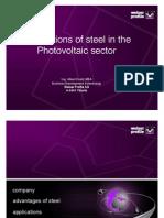 The Photovoltaics Asmera Document