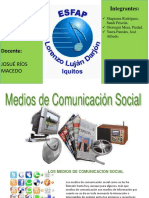 Medios de Comunicacion Social