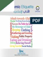 En Islamic Etiquiet PDF