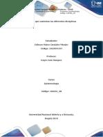 Unidad 1 Fase 2 Identificar Las Teorias Que Sustentan Las Diferentes Disciplinas