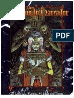 Vampiro a Idade Das Trevas - Livro de Segredos Do Narrador
