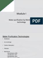 Water Membrane