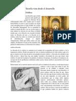 SOCIOLOGÍA Y FILOSOFÍA La Palabra Sociología