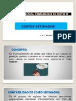 COSTOS ESTIMADOS.pptx