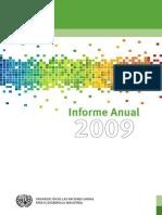 informe anual sindicato