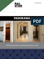 Rsidential Panorama Home Elevator Brochure 2018
