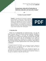 Reforma Saavedra Lamas