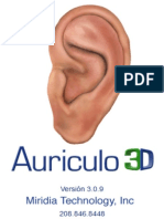 Auriculo 3D Completo