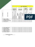 Progress Chart & Achievement Chart (1)