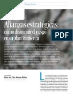 Alianzas Estratégicas - María Del Pilar Galeote M