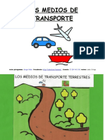 MEDIOS DE TRASNPORTE