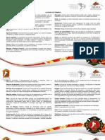 bomberos y mitigacion de riesgos