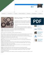 Eligiendo El Empaque Correcto Entre Teflón, FKM (Vitón), EPDM o BunaQuima
