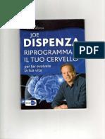 Riprogrammare Il Tuo Cervello Joe Dispenza