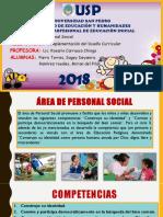 Personal Social 5 Años