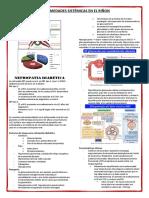 Sistemicas Nefropatía Diabética, Amiloidos, Mieloma Múltiple