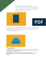 Area de Figuras Geometricas.