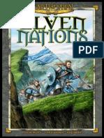 Earthdawn 4e - Elven Nations [2019]